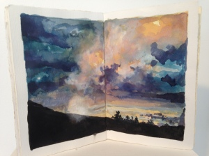 Art in a Book by Amy Fleischer